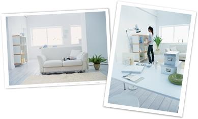 お住まいの戸建て住宅やマンションの方角やインテリアの配置を家相・風水で診断します。