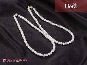 ヘラ(NK-H-5)¥26,800クラック水晶6mm