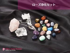 ローズ浄化セットTF-RJ-2(アクリルケースおまかせBOX全26ヶ入り)¥29,800